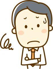痛風発作は男性に多い