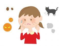 アレルギーの原因